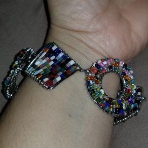 Vintage Multicolored Bracelet